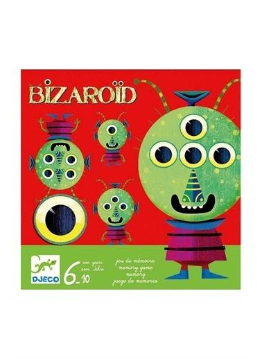Djeco Djeco Klasik Oyunlar / Bizaroid Pembe